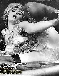 The Very First Fetish Oriented Vintage Erotica Photos Are There