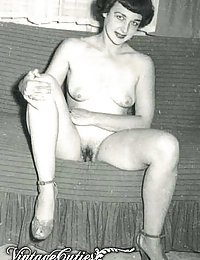 Sensational Naked Vintage Photography Collection Just Found...